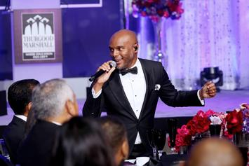 Kenny Lattimore & Judge Faith Jenkins Get Married