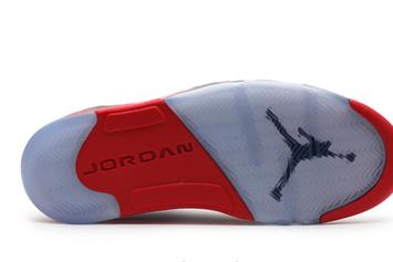 "Air Jordan 5 ""Fire Red"" Release Postponed: New Details"