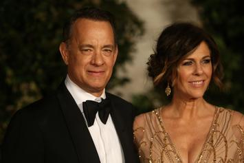 Tom Hanks & Wife Rita Wilson Test Positive For Coronavirus