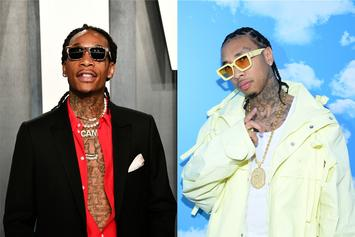 Wiz Khalifa & Tyga Have New Music On The Way