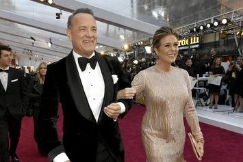 Tom Hanks & Rita Wilson Released From Hospital After Coronavirus Diagnosis