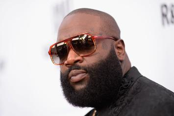 Rick Ross Flexes Sleek New Maybach