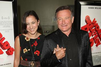 Robin Williams' Daughter Has Twitter In Tears With Throwback