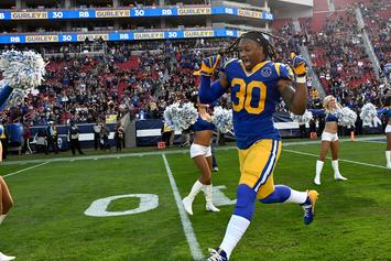 Todd Gurley's New Team Revealed Following Rams Release