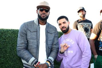 LeBron James Shares Update On Drake's New Album