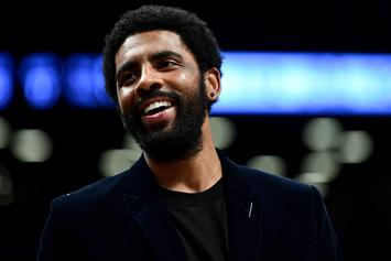 Kyrie Irving Shares Fond Memories Of Kobe Bryant