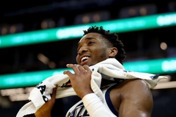 Donovan Mitchell Has Message For Fans After Coronavirus Recovery