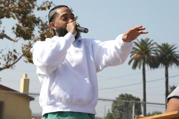 Russell Westbrook & Kyrie Irving Pay Homage To Nipsey Hussle