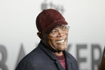 """Samuel L. Jackson Is Also Watching """"Tiger King"""" Right Now"""