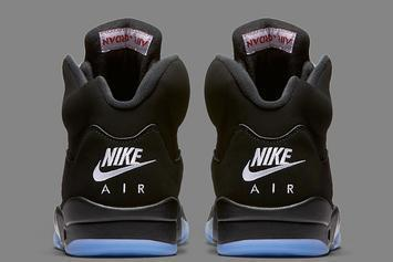 "Air Jordan 5 ""Top 3"" Coming Soon: Official Images Revealed"