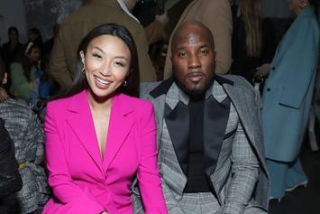 """Jeannie Mai Can't Wait To """"Spend The Rest Of [Her] Life Loving"""" Jeezy"""