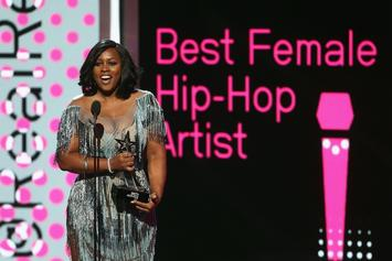 """Remy Ma Won't Give Name Of Female Artist Who """"Wished Bad"""" On Her"""