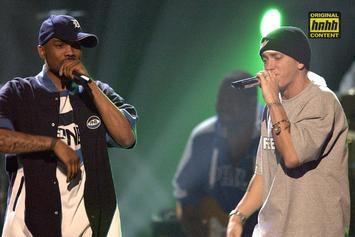Eminem & Proof, One Of Hip-Hop's Great Friendships