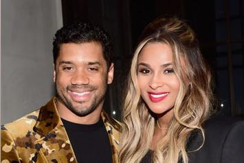 "Russell Wilson & Ciara Offer Double Date Night For ""All In Challenge"" Winner"
