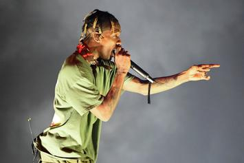"Travis Scott's ""Fortnite"" Concert Date & Time Revealed"