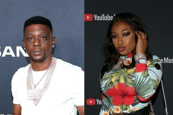 Boosie Badazz Zooms In On Megan Thee Stallion's Thirst Trap