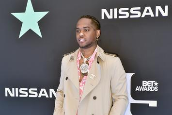 London On Da Track Allegedly Accuses Baby Mama Of Drug Abuse