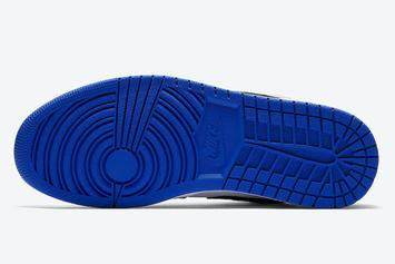 "Air Jordan 1 Low ""Game Royal"" Coming Soon: Photos"