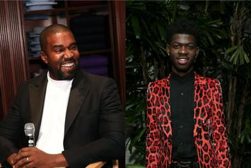 Kanye West Welcomed To The Billionaire Club By Lil Nas X
