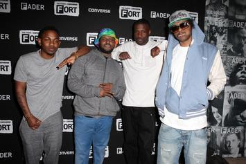 """Top Dawg Teases Black Hippy Fans With """"King Of The Hill"""" Meme"""