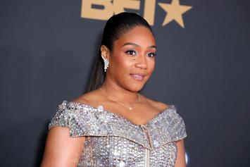 Tiffany Haddish Got Caught Going To The Bathroom While On Zoom