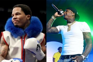 "Gervonta Davis Shows Off New Corvette After Calling Moneybagg Yo's ""Middle Class"""