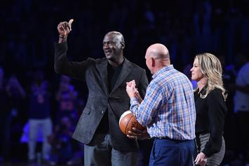 "Michael Jordan Claims Innocence Over Isiah Thomas ""Dream Team"" Snub"