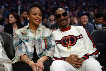 Snoop Dogg Shows Love To His Wife After Celina Powell Mess