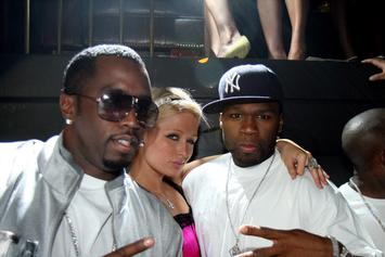 50 Cent Collects Diddy's Debt For BMF