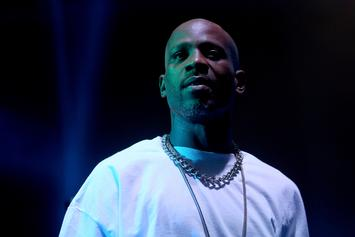 DMX Hit With Tax Warrant For $225K In Back Taxes: Report