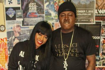 Trina & Trick Daddy Have IG Live Battle & It Was Hilariously Out Of Control