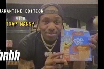 """Trap Manny Shares His Fave Snacks While He Was In Jail On """"Quarantine Essentials"""""""