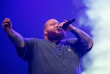 Action Bronson Reveals 50-Pound Weight Loss In Shirtless Interview