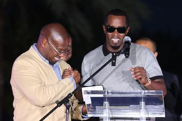 Diddy Continues To Mourn Andre Harrell With Latest Tribute