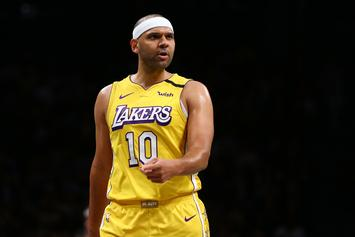 Jared Dudley Displays Confidence In NBA Return To Action