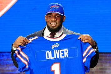 Bills Lineman Ed Oliver Arrested, 4th NFL Player To Be Booked Saturday