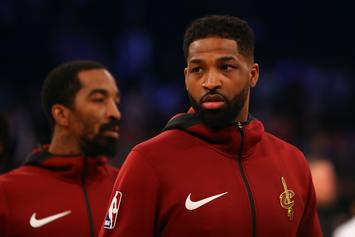 Tristan Thompson Files Libel Suit Against Woman Accusing Him Of Paternity