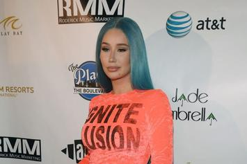 """Iggy Azalea Snaps At Fan Who Told Her She's """"Gaining Weight"""""""