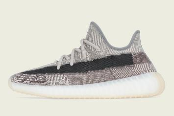 "Adidas Yeezy Boost 350 V2 ""Zyon"" Officially Revealed: Release Info"