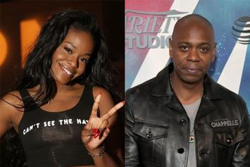 Azealia Banks Claims She Had Sex With Dave Chappelle; Twitter Reacts