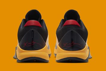 "Nike Kobe 5 Protro Dropping In Two ""Bruce Lee"" Colorways: Photos"