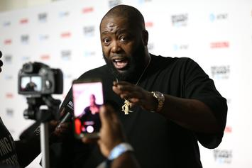Killer Mike Gives Tearful Plea As George Floyd Protest Erupts In Atlanta