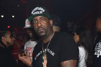 "Tony Yayo Snaps Back At DMX, Calls Him A ""Crack Head"""