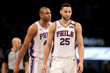 """Ben Simmons Dons """"I Can't Breathe"""" Shirt Amid George Floyd Protests"""