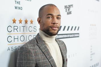 """Kendrick Sampson, """"Insecure"""" Star, Hit By Rubber Bullets & Batons At Protest"""