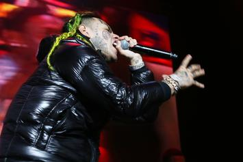 "6ix9ine Doesn't Know Who Blueface Is: ""The Kid With The Fake Watches?"""