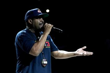Ice Cube Under Fire For Tweeting Anti-Semitic Conspiracy Theory