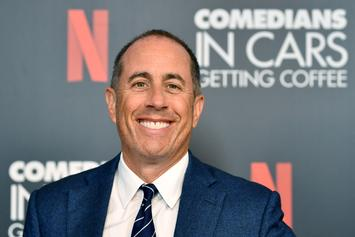 """Jerry Seinfeld Addresses Scientology Rumors: """"I Did Do A Course"""""""