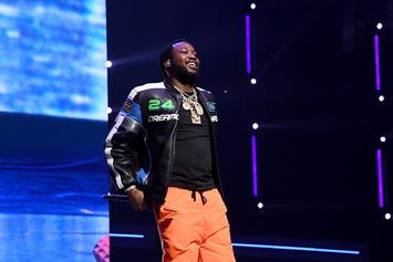 """Meek Mill Takes Flight With His """"Trust Fund Baby"""""""