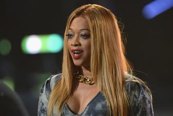 "Trina At Risk Of Losing Radio Gig Over ""Animal"" Protester Comments"